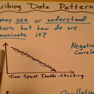 Describing Data Patterns