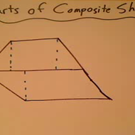 Identifying Parts of a Composite Figure