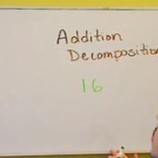 Addition Decomposition