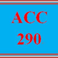 ACC 290 ACC290