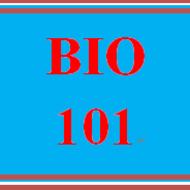 BIO 101 BIO101