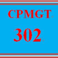 CPMGT 302 CPMGT302