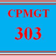 CPMGT 303 CPMGT303