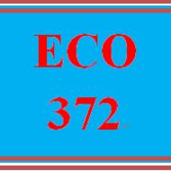 ECO 372 ECO372