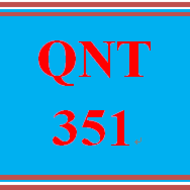 QNT 351 QNT351