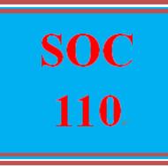 SOC 110 SOC110