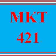 MKT 421 MKT421