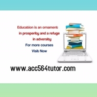 ACC 564 Slingshot Academy / acc564tutor.com