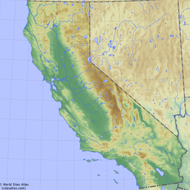 California Biomes and Geomorphic Regions