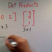 Dot Products