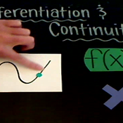 Differentiation and Continuity