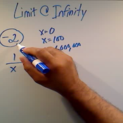 Taking a Limit at Infinity