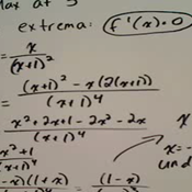 Finding Extrema on an Interval