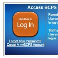 Welcome- BCPSOne