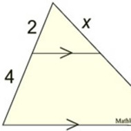 Topic 7-4 Triangle Proportionality