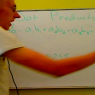 The Dot Product of N-Vectors