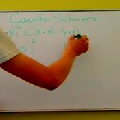 Applying the Cauchy-Schwarz Inequality
