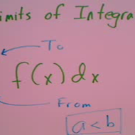 Limits of Integration