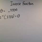 Calculating the Value of Inverse Functions