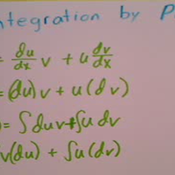 Integration by Parts