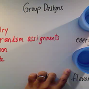 Evaluating Between Group Designs