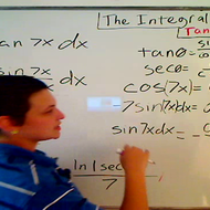 Integral of Tangent