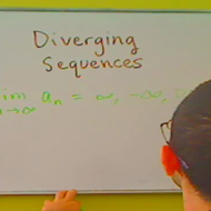 Recognizing Divergent Sequences