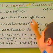 Integral of Cotangent