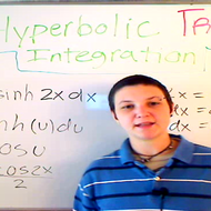 Hyperbolic Trigonometric Integrals