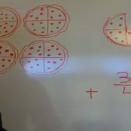 Adding Mixed Numbers and Fractions