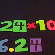Multiplying Decimals by 10 or 100