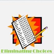 Multiple Choice: Eliminating Extremes