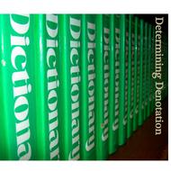 Determining Denotation