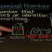 Nominal Numbers