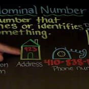 Nominal Numbers