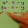 Simultaneous Nonlinear Equations with Two Solutions