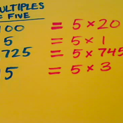 Introduction to Multiples