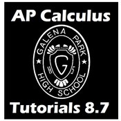 8.7  Indeterminate Forms and L'Hopital Rule