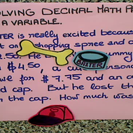 Decimals in Word Problems