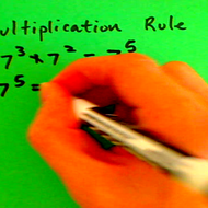 Applying the Multiplication Rule