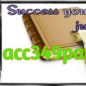 ACC 349 PAPER Enthusiastic Study / acc349paper.com