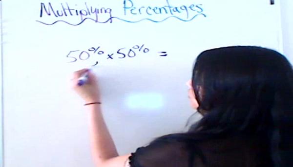 Multiplying Percentages