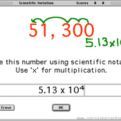 Lesson on Scientific Notation and 4-9 (Part 2)