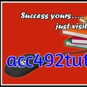 ACC 492 TUTOR Technology levels / acc492tutor.com