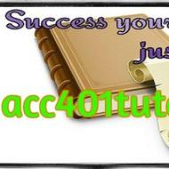 ACC 401 TUTOR Enthusiastic Study / acc401tutor.com