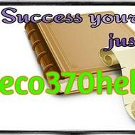 ECO 370 HELP Enthusiastic Study / eco370help.com