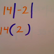 Order of Operations in Absolute Value