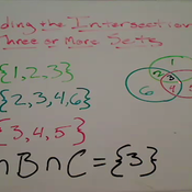 Finding the Intersection of Multiple Sets