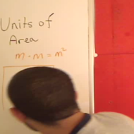 Units of Area