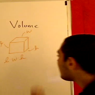 The Volume of  Irregular and Regular Shapes